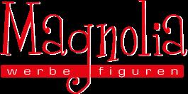 Magnolia-Werbefiguren